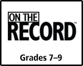 On the Record (7-9)