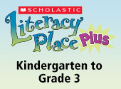 Literacy Place Plus (K–3)