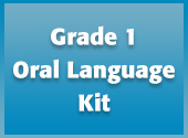 Grade 1 Oral Language Kit