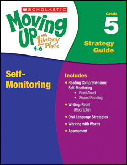 Monitoring comprehension comprehension strategies.