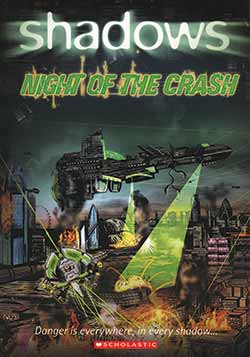 Night of the Crash Cover