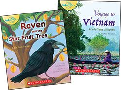 Info Tales: Raven and the Star Fruit Tree/Voyage