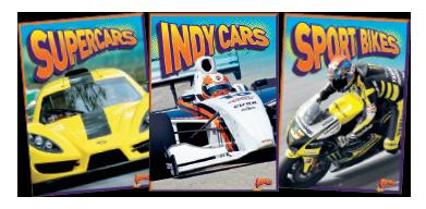Gearhead Garage Book Covers