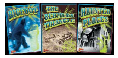 Strange... But True Book Covers