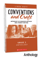 Conventions and Craft Anthology