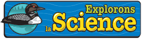Explorons la science Logo