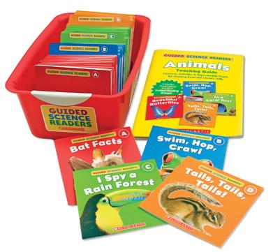Guided Science Seasons Box