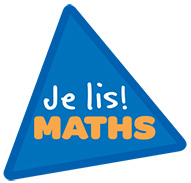 Je lis ! Maths logo