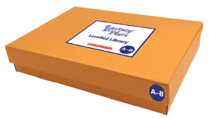 Literacy Place Levelled Libraries Box