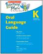 Kindergarten Oral Language Guide