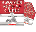 Cover of A Monster Wrote Me a Letter
