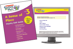 Cover of A Sense of Place Teaching Guide