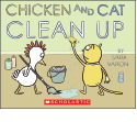Cover of Chicken and Cat Clean Up