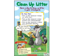 Cover of Clean Up Litter