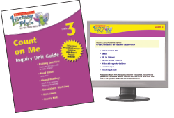 Cover of Count on Me Teaching Guide