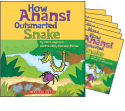 Cover of How Anansi Outsmarted Snake