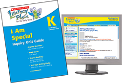 Cover of I Am Special Teaching Guide