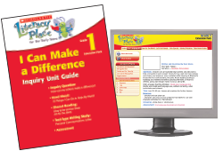 Cover of I Can Make a Difference Teaching Guide