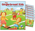 Cover of The Gingerbreak Kids