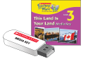 Cover of This Land is Your Land USB