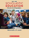 2019-20 Ressources pedagogiques Catalogue Cover Image