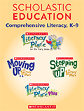 19-20 Comprehensive Literacy, K-9 Cover Image