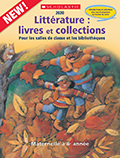 2020 Littérature : livres et collections Cover Image