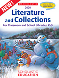 2020 Literature and Collections Catalogue Cover Image