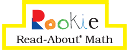 Rookie Read About Math Logo