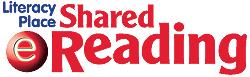 Logo shared reading