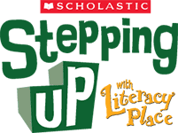 Stepping Up Logo