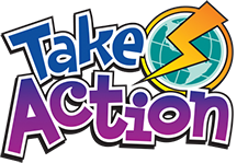 Take Action Logo