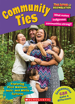 Community Ties Student Book Cover