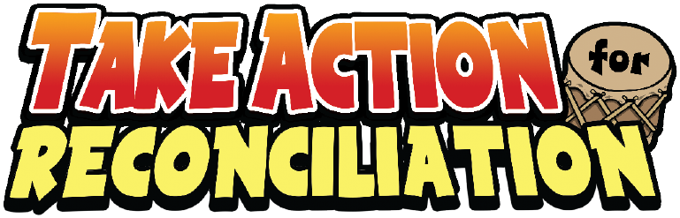 Take Action for Reconciliation Logo