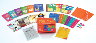 Trait Crate product spread