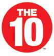 The 10 logo