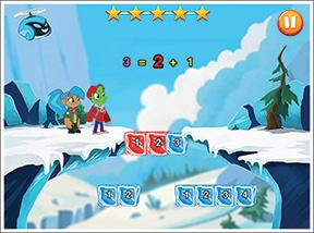 Screen capture from Zorbit